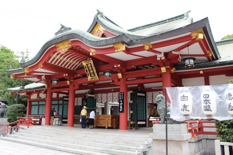 Nishinomiya Shrine①