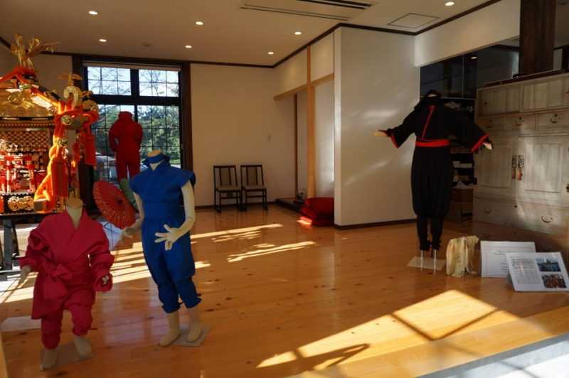 Ninja costumes for people of all ages