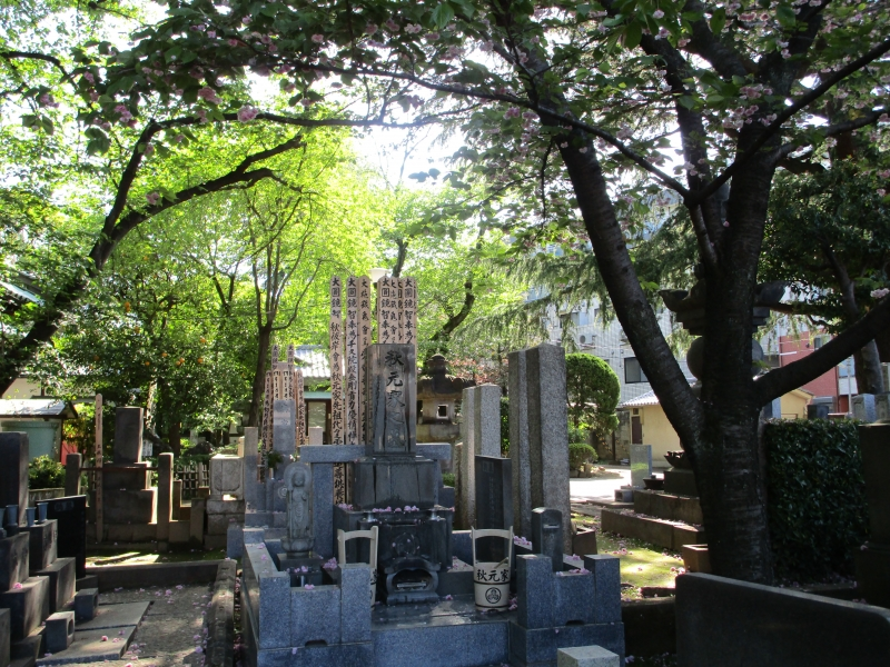 Yanaka Cemetry: Respect for ancestors is essential for the Japanese