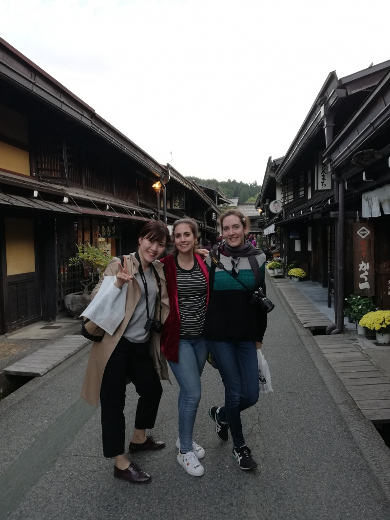 1 day Takayama excursion with local cuisine