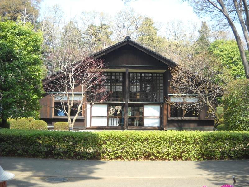 Famous archetect Maekawa-Kunio's residence.