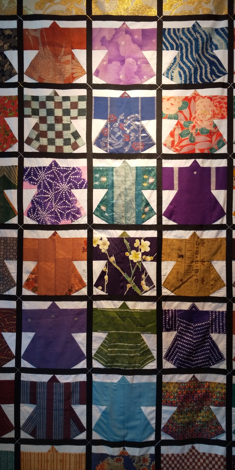 Half day - Quilting cloth & fabric Shopping Tour in Tokyo