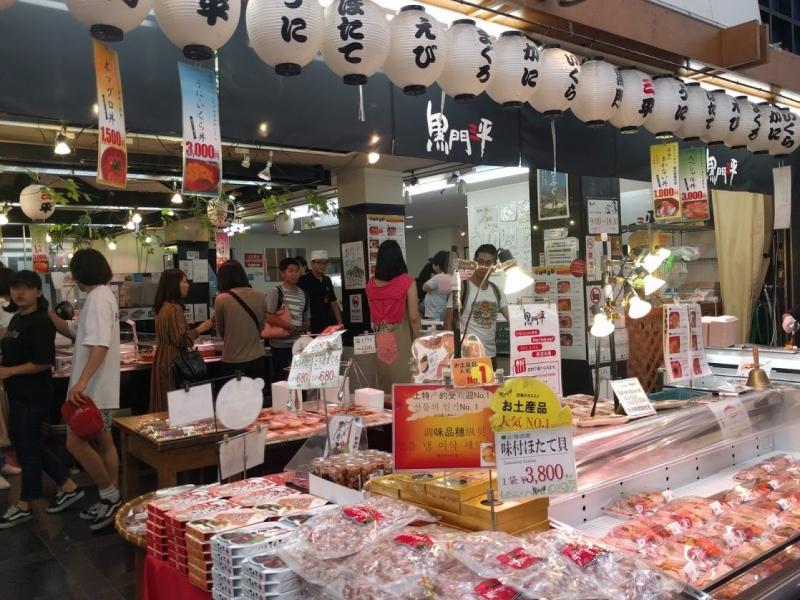 Kuromon Food Market