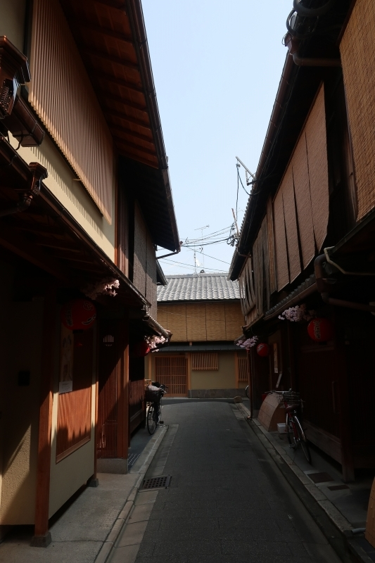 Geisha House called