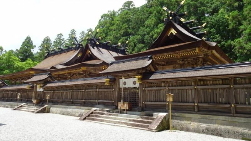 Overnight trip to Kumano and Kumano Kodo Pilgrimage Route