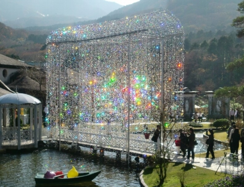 Hakone Glass Museum