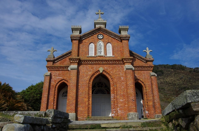 former NOKUBI church (world heritage)