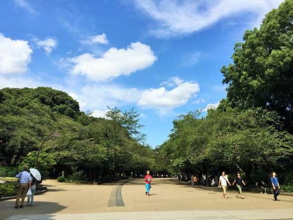 Ueno Park 9/14/2015