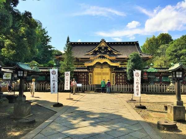 Toshogu Shrine 9/14/2015
