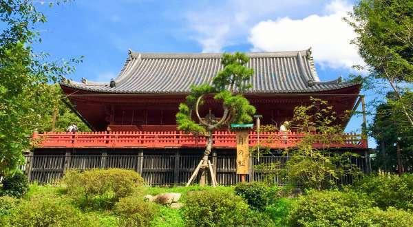 Kiyomizu Kannon Temple 9/14/2015