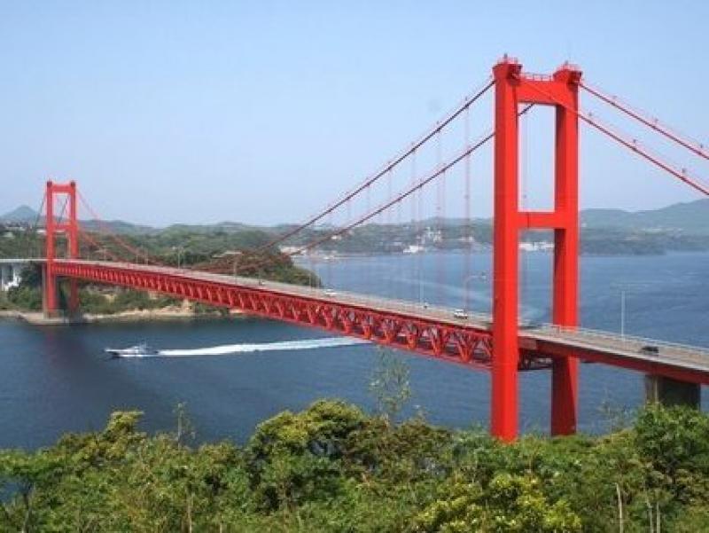 HIRADO-OHASHI bridge