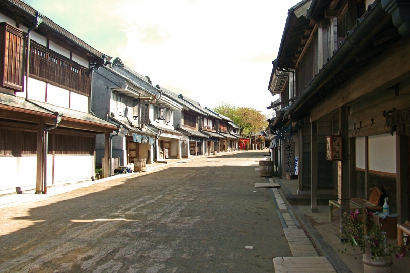 Historic sites in Chiba & Ibaraki Private tour with Driver