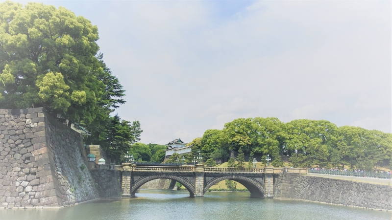 Imperial Palace (Former Edo Castle)