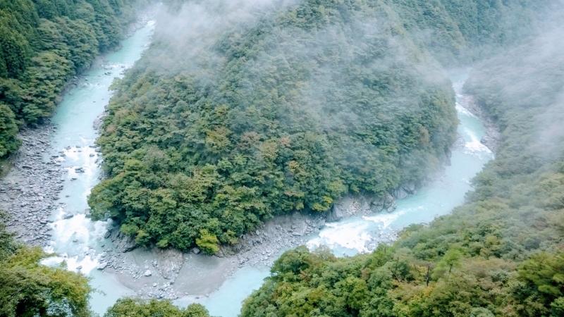 Oboke ・ Koboke Gorge