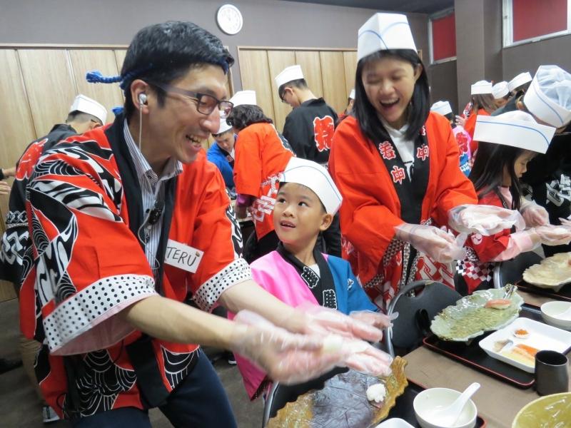 Tokyo:Sushi & Washoku School Lesson(Professional level) Tour