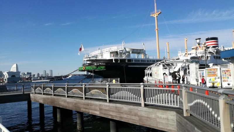 Nippon Maru, Museumschiff, Yamashita Park