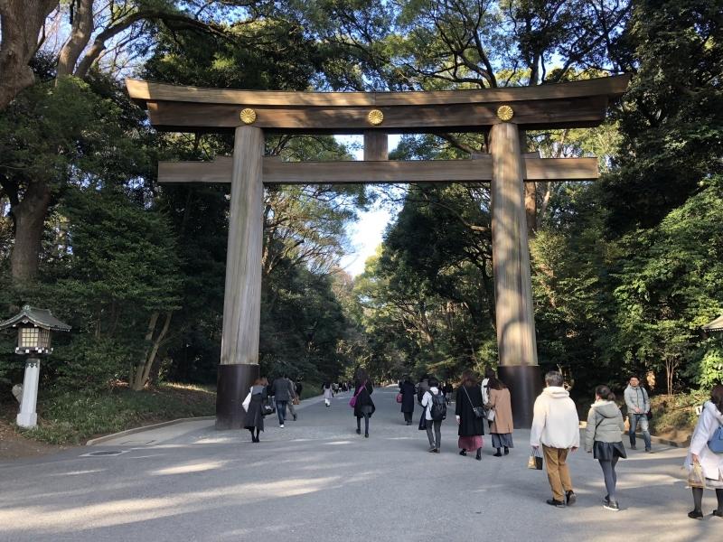 Meiji-Jingu Shrine