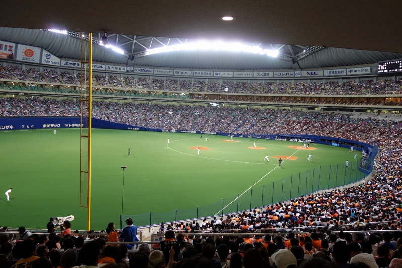 Fukuoka SoftBank HAWKS game (March 20-)