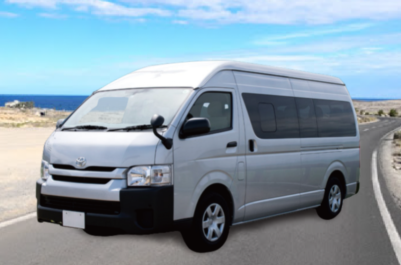 our Hiace