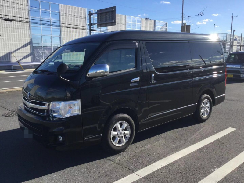 One-Day Mt.Fuji & Kawaguchiko Private Hiace Car Tour