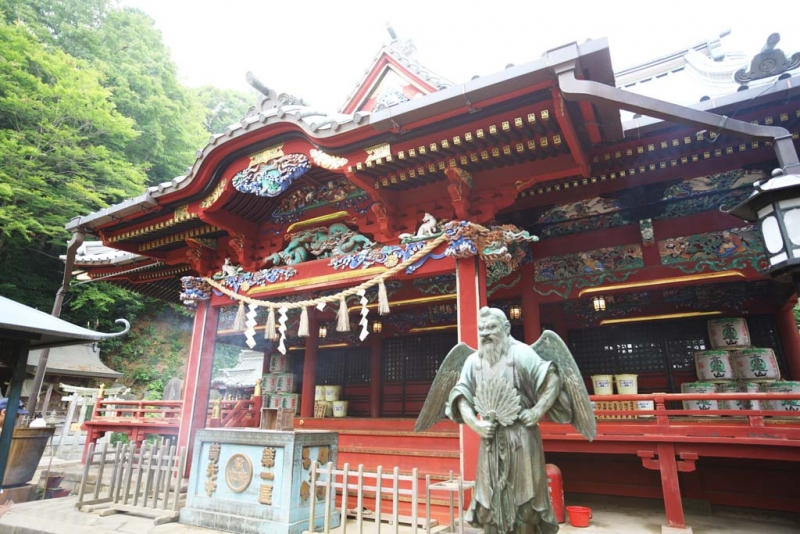Yakuo-in Main Hall