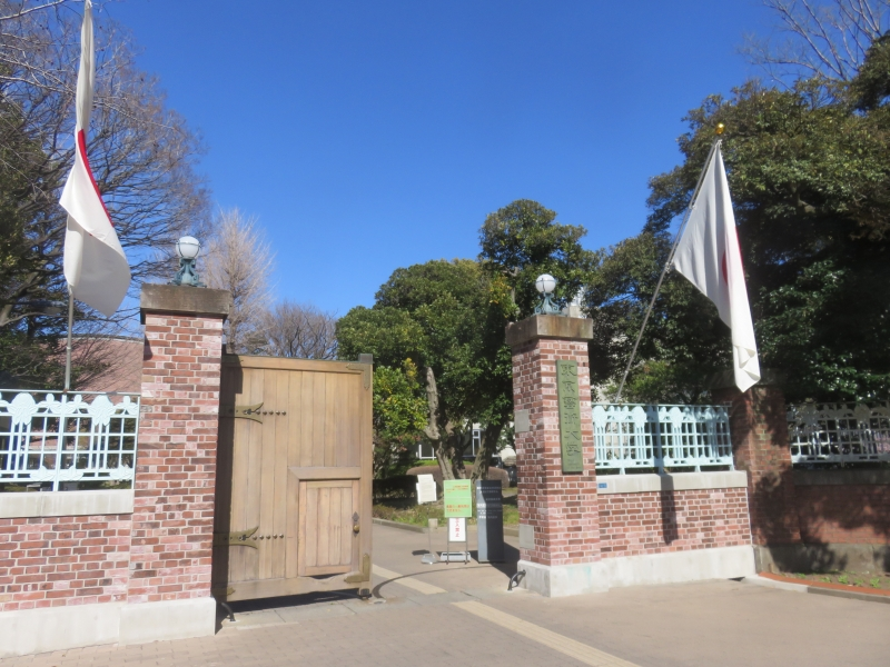 Tokyo university of arts consists of two faculties. One is Fine Art and the other is Music.