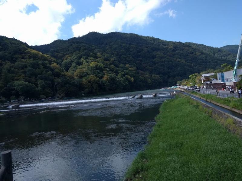Arashiyama beautiful nature