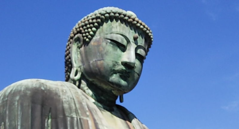 Kotoku-in Temple (the great buddha statue)