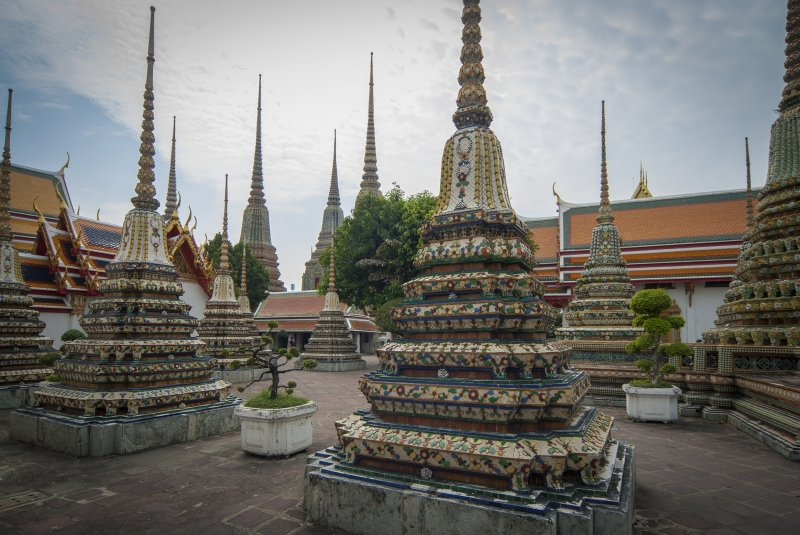 Private Bangkok Tour-Best in A Day: the Devine and the Local