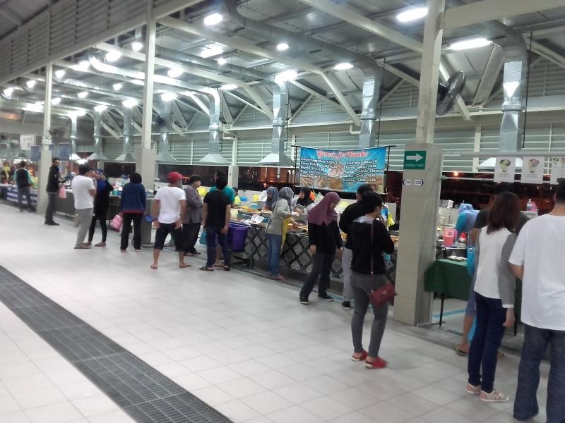 Gadong Night Market (Pasar Malam)