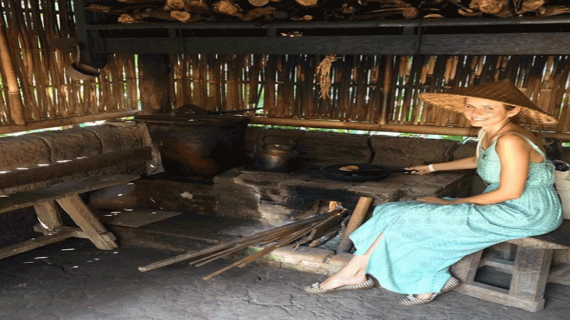see traditional coffee making