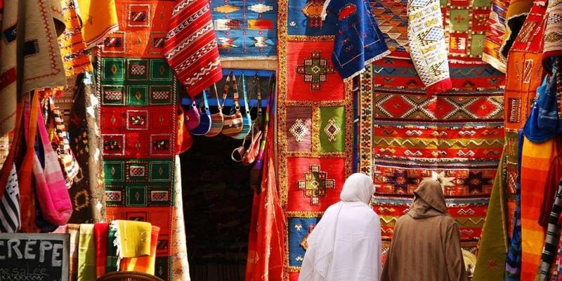 Medina and the Souks