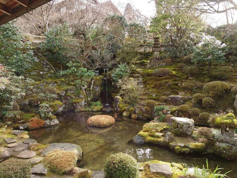 Jikko-in temple' s stroll garden