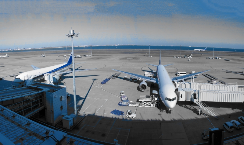Haneda Airport Shuttle Transfer Service from Airport to Tokyo
