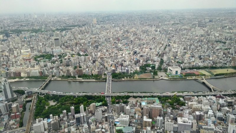 Must-see in Tokyo: Asakusa, Tokyo Sky Tree, Ueno, Akihabara