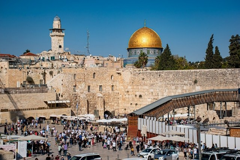Jerusalem's Highlights : in Jesus Footsteps