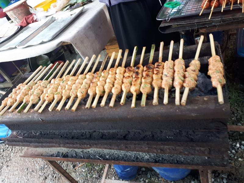 Food Tasting Morning Market Tour