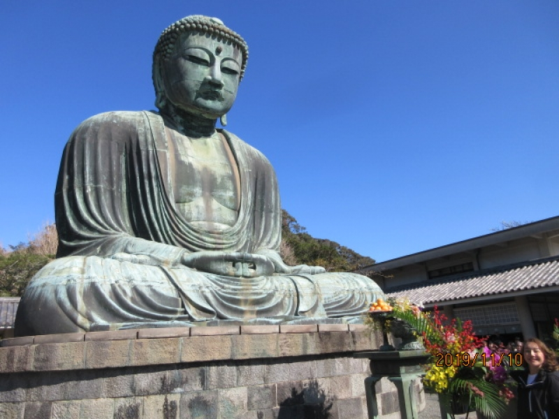 Great Buddha at Kamakura
