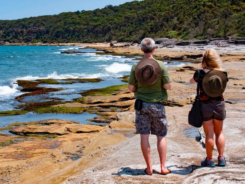 REAL Australian beaches, a world away from the Bondi Beach crowds