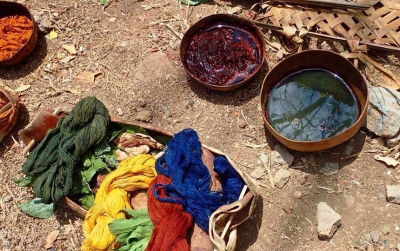 Natural Coloring Ingredients