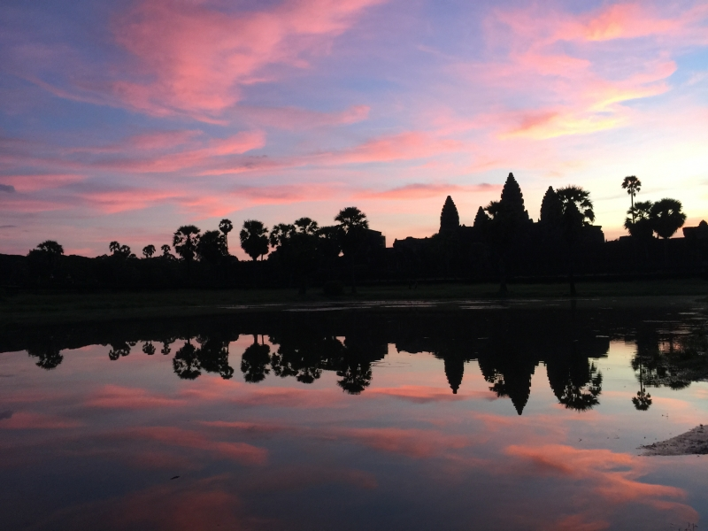 Private One Day Tour with Sunrise at Angkor Wat