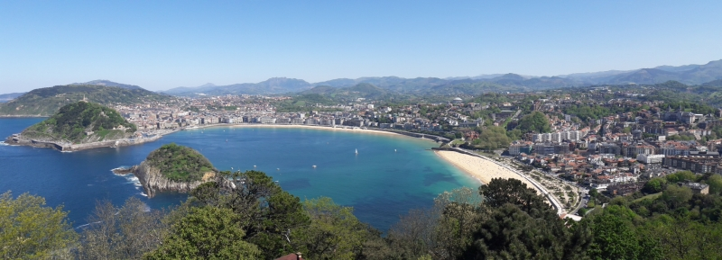 Private San Sebastian Private Walking Tour