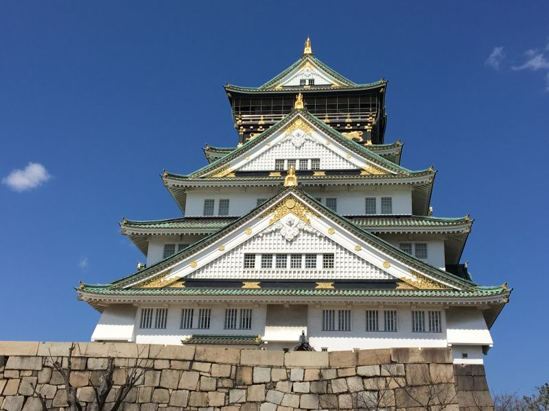 Allons explorer en ligne et ensemble le château d'Osaka !