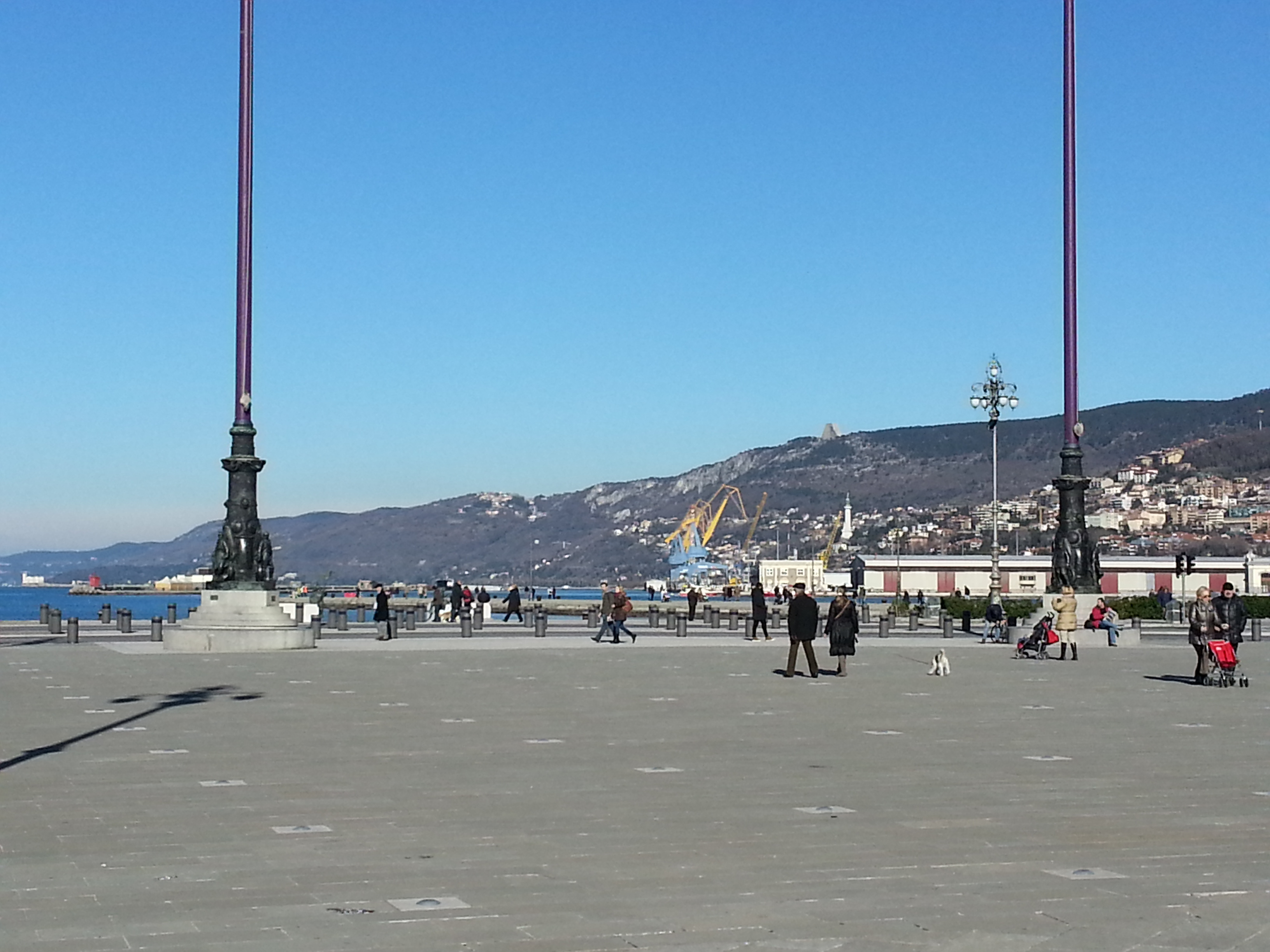 Italy-Private Trieste Walking Tour