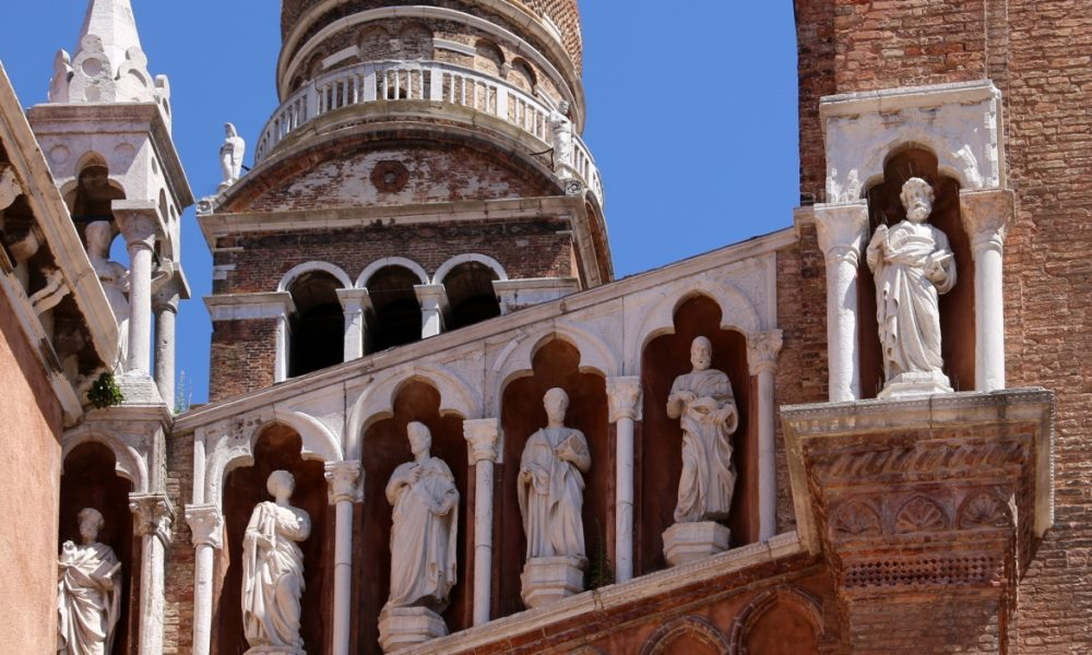 Legends and crimes of Venice tour
