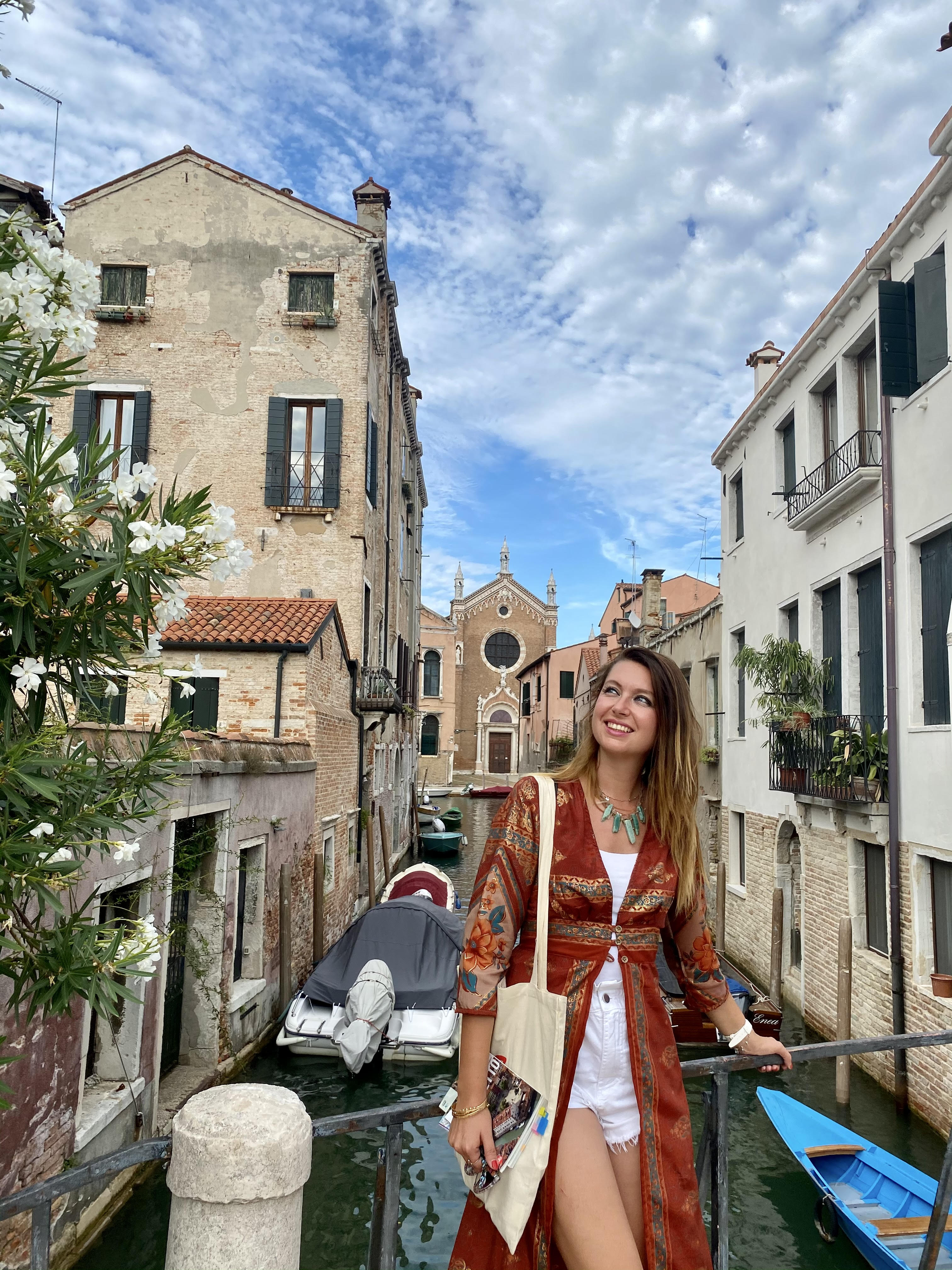 Let's discover the highlights of Venice with a local art historian