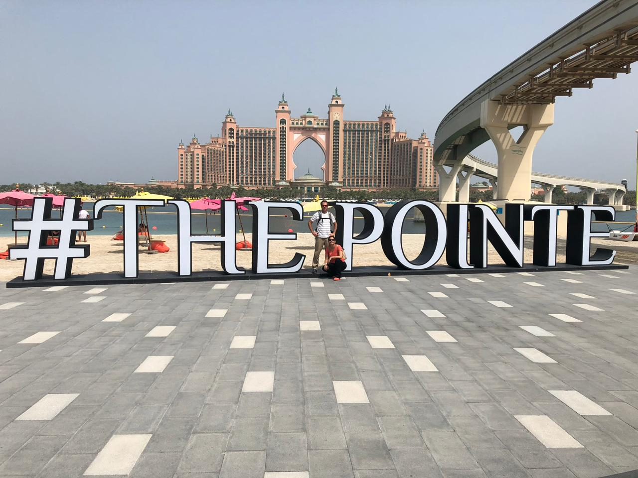 The Poinet the palm