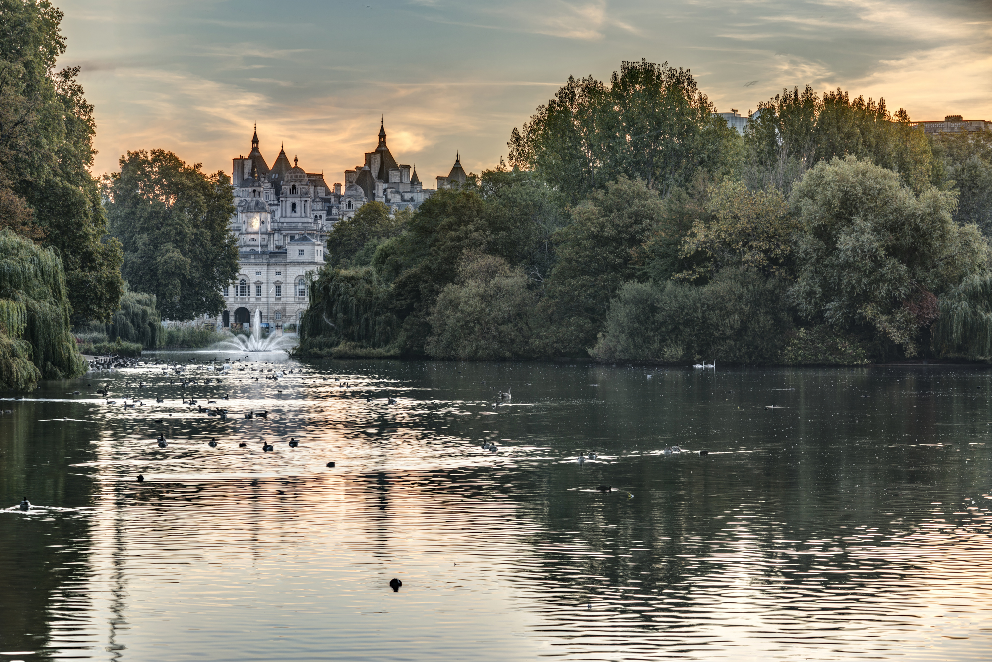 View of St James's Park