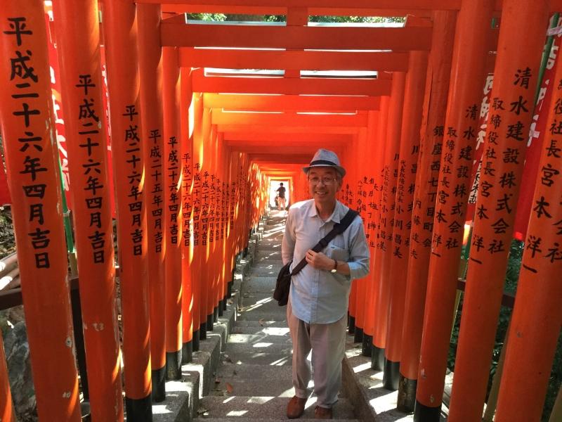 T8. Hie Shrine (Senbon Torii)