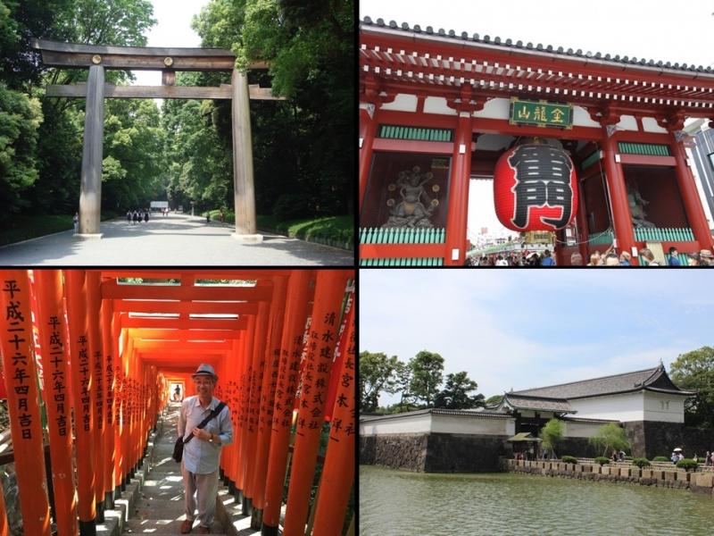 Tokyo Tour  à la carte
